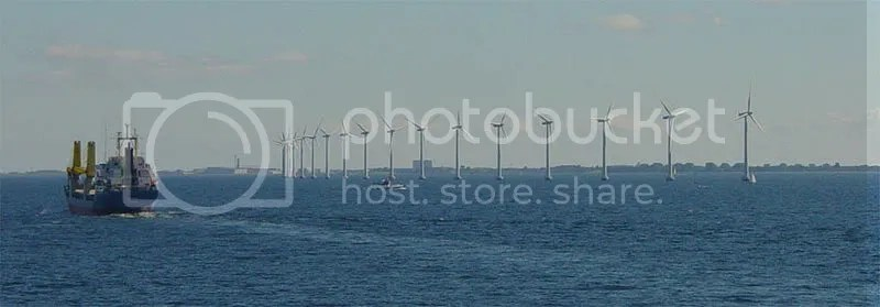 Danish offshore wind farm