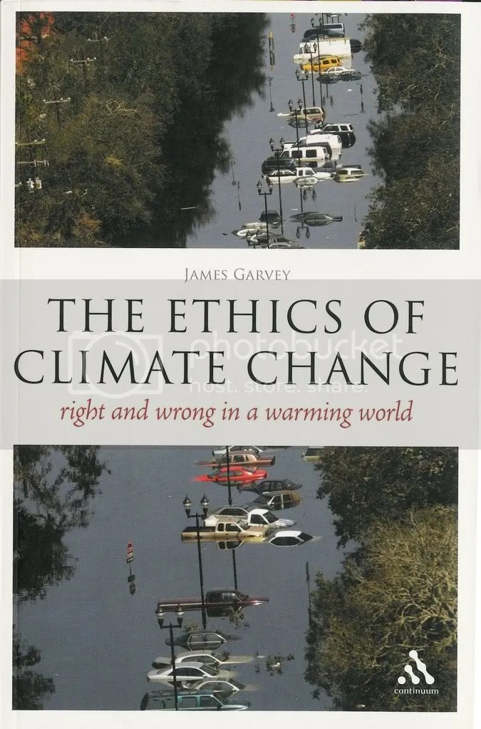 Garvey Ethics of Climate Change