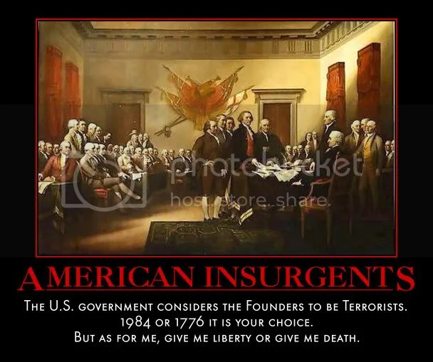 American Insurgents