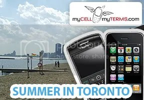 Summer in Toronto, Lenzr, photo contest, best cell phone plans, smart phone