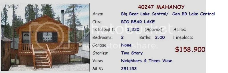 Listing Courtesy of KELLER WILLIAMS BIG BEAR LAKE ARROWHEAD
