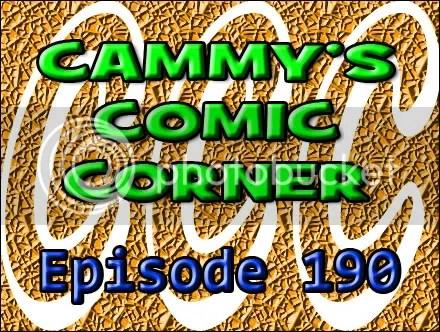 Cammy's Comic Corner – Episode 190 (11/13/11)
