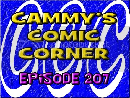 Cammy's Comic Corner – Episode 207 (5/27/12)
