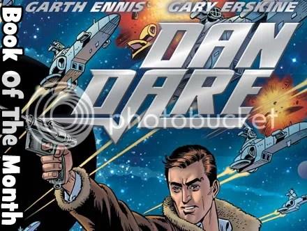 Cammy's Comic Corner – Book Of The Month – Dan Dare Omnibus