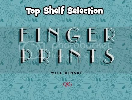 Cammy's Comic Corner – Fingerprints (Top Shelf)