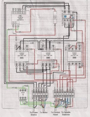 Wiring Questions replacing an import motor with a Baldor