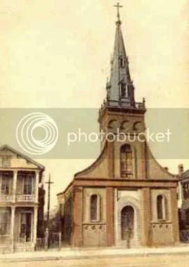 Notre Dame de Bon Secours in New Orleans