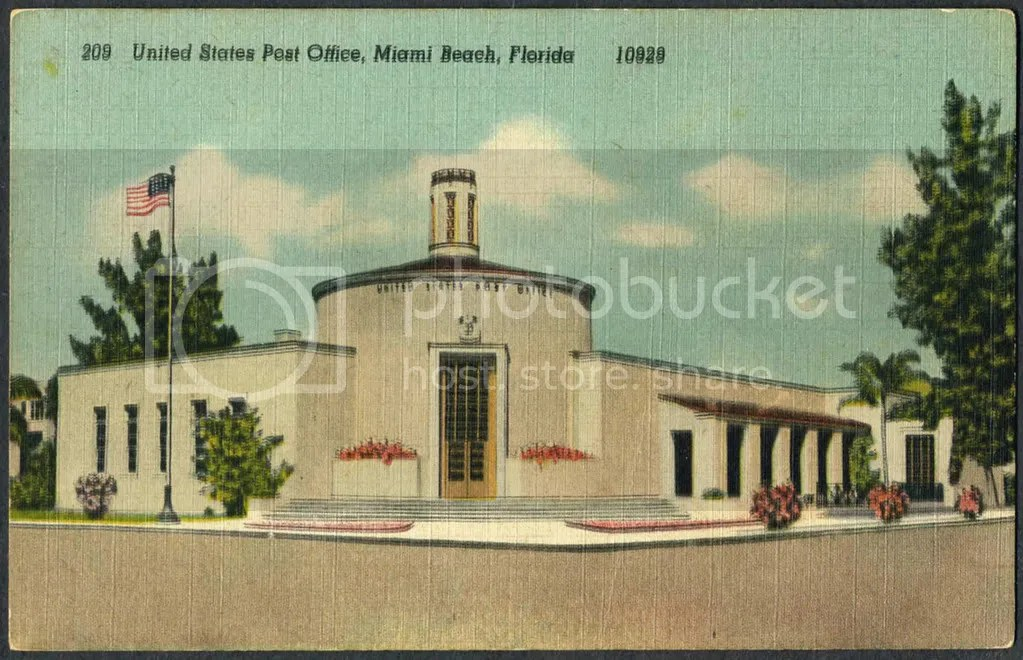 Miami Post office