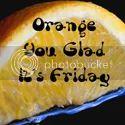 Orange You Glad It's Friday