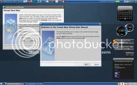 Gb.1. setting Hardisk Virtual Machine