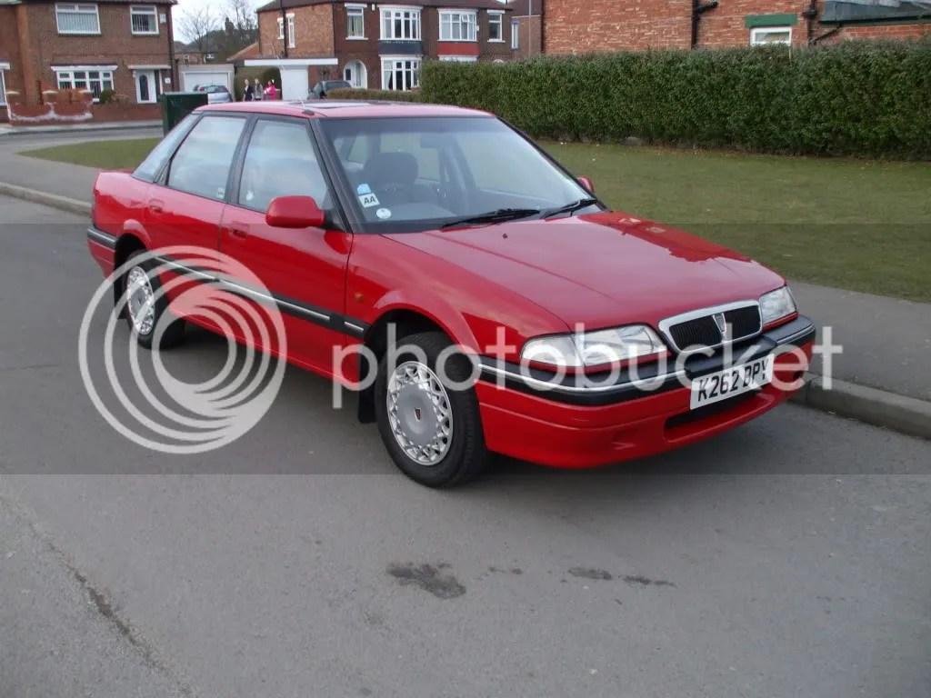 1992 Rover 414 SLi