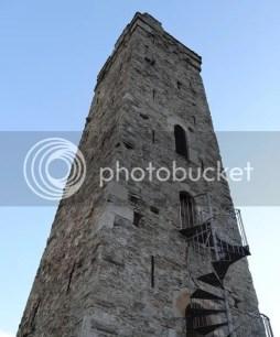 San Fermo - Middeleeuwse toren van Merana, Piemonte
