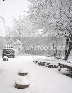 sneeuw in Piemonte