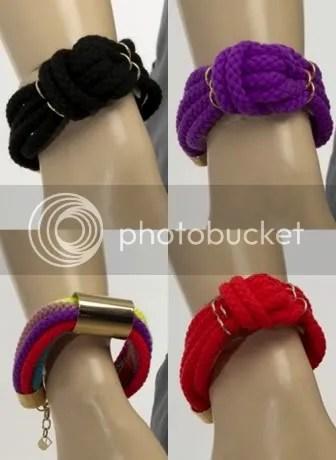 bracelets by sabrina dehoff