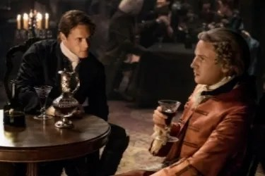 Jamie and Prince Charles