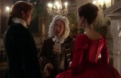 Claire, Jamie, Duke of S
