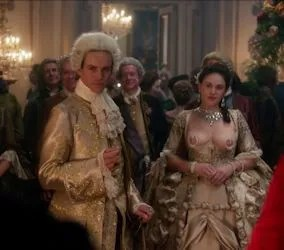 King Louis and Paramour