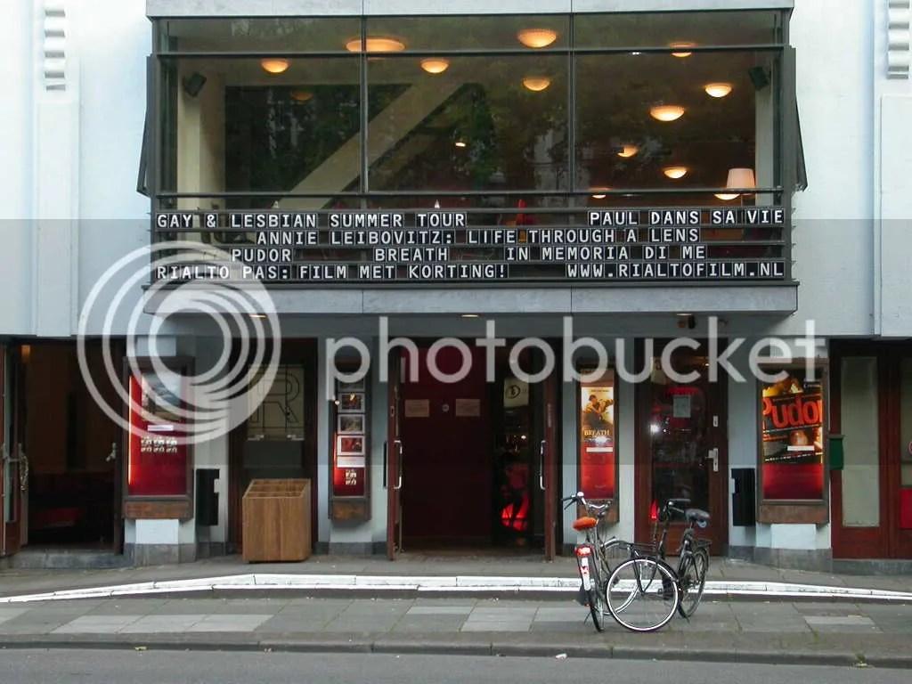 Cinema Rialto, Amsterdam