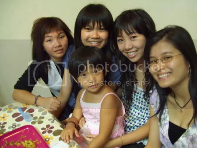 Cousins and Xue Ning