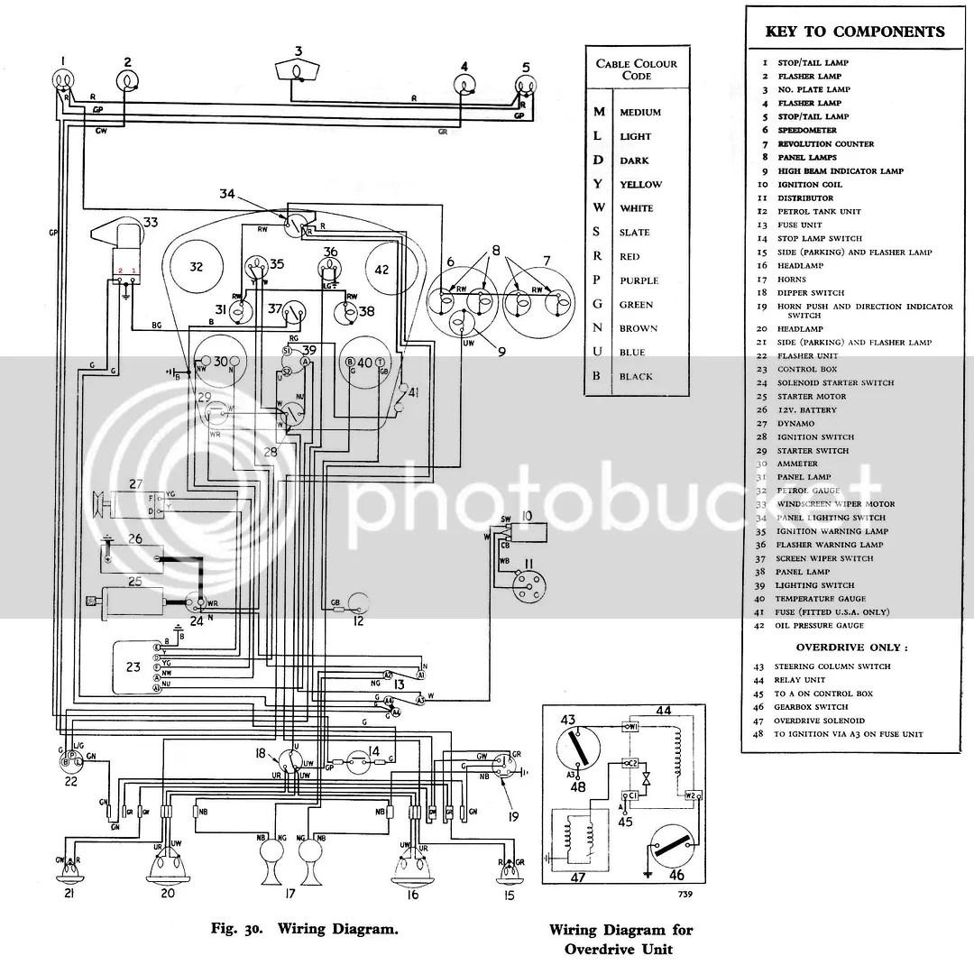 Tr2 3 3a Tr3a Wiper Motor Rebuild