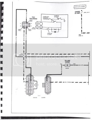 700R4 TCC Wiring Diagram | The HAMB