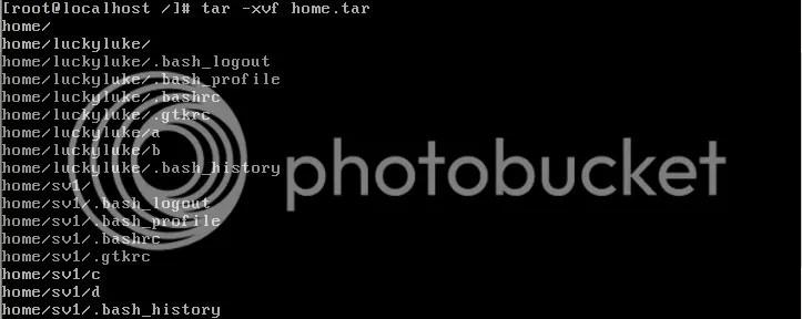 image005 Cơ bản về lệnh Tar trên Linux