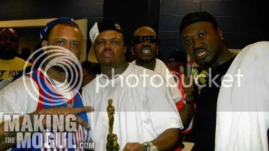 Dj Montay & Three 6 Mafia