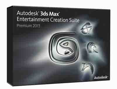 AUTODESK 3DSMAX ENTERTAINMENT CREATION SUITE PREMIUM 32bit