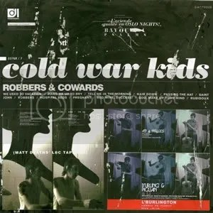 Cold War Kids - album