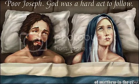 Joseph: God is a hard act to follow