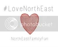 #LoveNorthEast