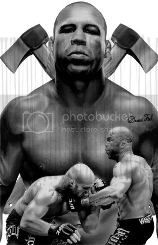 Wanderlei Silva Pictures, Images and Photos