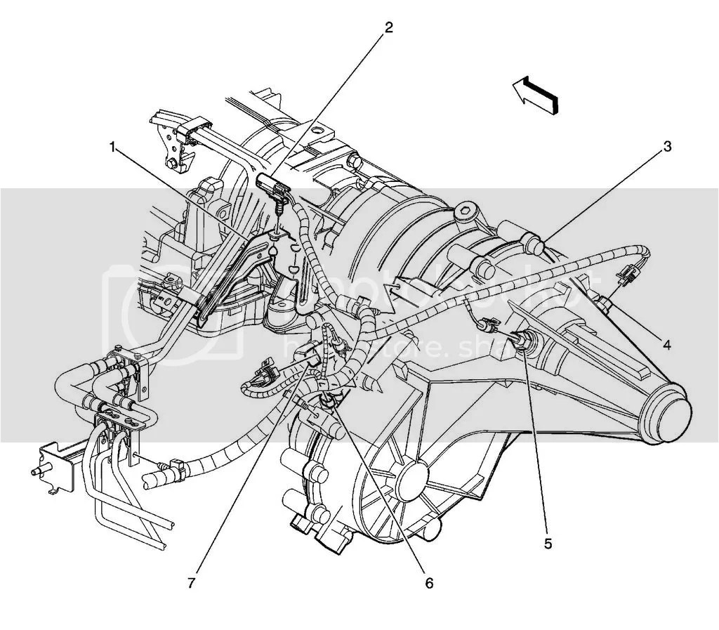Chevy Blazer Transfer Case Diagram Free Engine