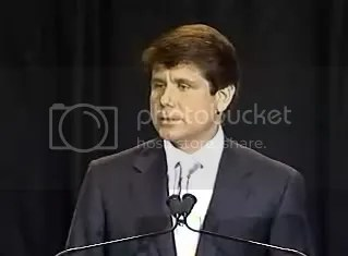 Governor Rod Blagojevich