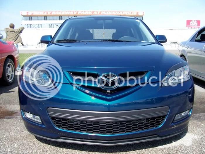 Mazda 2008 3 Part Antenna