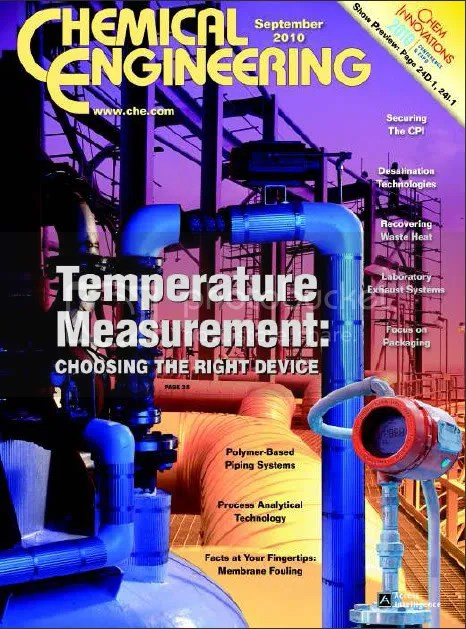 Chemical Engineering Sept 2010