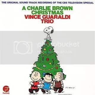 charlie brown xmas