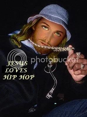 Bling Jesus!