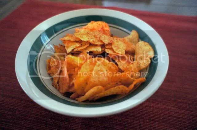 Lay's Pico de Gallo chips bowl