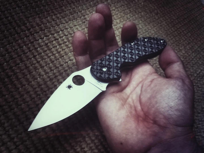 Spyderco Domino Nemo Knives Review