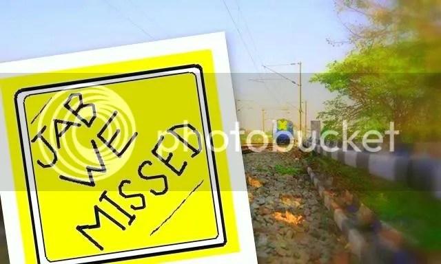 MissedTrainhummingtoday.jpg Jab we missed the train Munnar image by carecafe