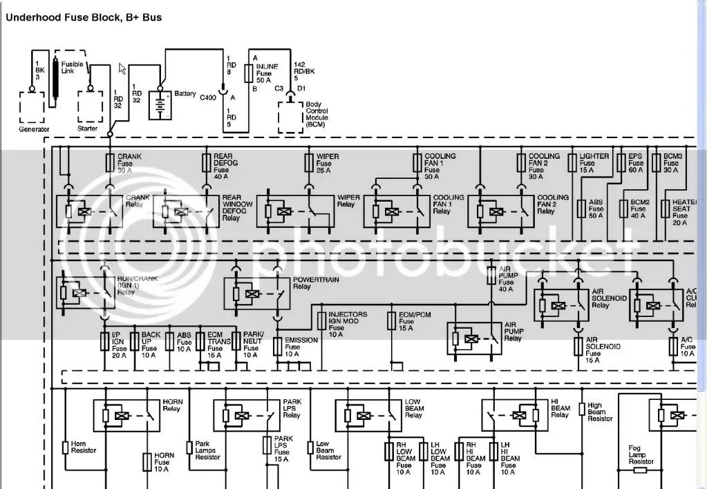 2006ChevroletCobaltL4 20LSCVINPWire crusader 454 parts diagram