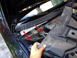 VW Passat schimbare filtru Polen - changing Pollen filter