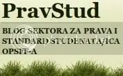 Blog Sektora za prava i standard studenata/ica OPSFF-a