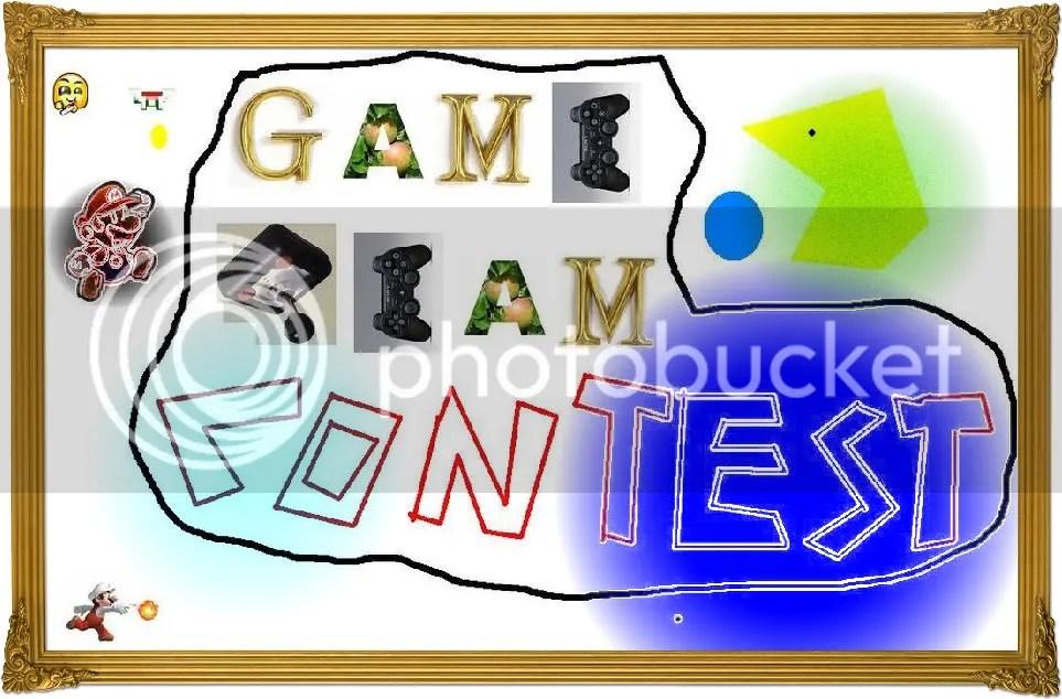 Game team\'s contest pic