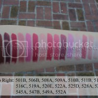 Spotlight On: wet n wild Silk Finish lipsticks - Swatches