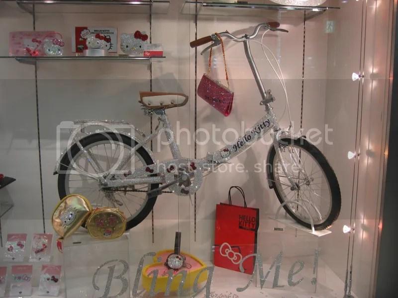 2000Euro Hello Kitty Bike