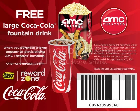photo regarding Blockbuster Printable Coupon named Printable Coupon: Cost-free Heavy Soda with get of higher