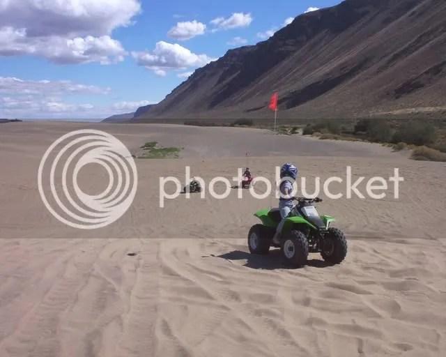 Photos: AWORC Beverly Dunes ATV Run 2