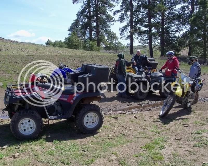 Photos: EWOR Wenas Wildlife Area Quad/Bike Run 13